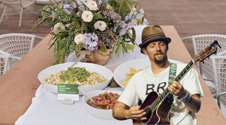 Jason Mraz, celebrities that own food chains