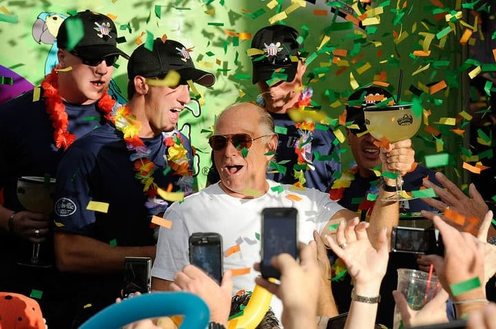 Jimmy Buffett, celebrities that own food chains