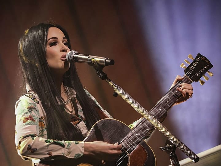 richest country music star, Kacey Musgraves