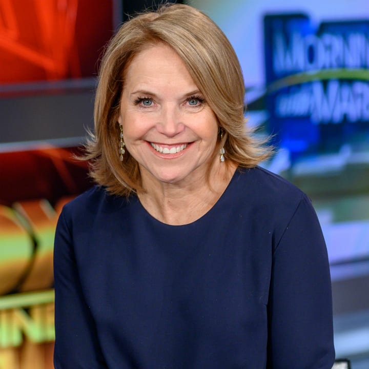 katie-couric, richest TV personalities