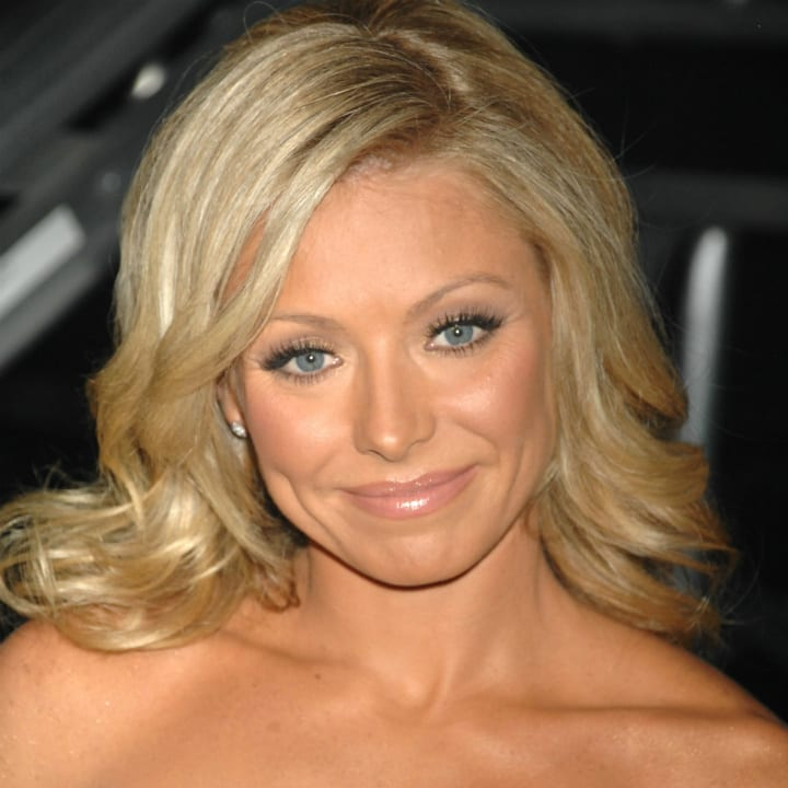 kelly-ripa-tv-host, richest TV personalities