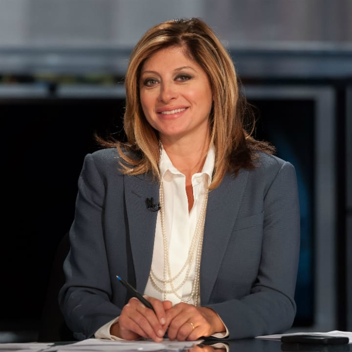 maria-bartiromo, richest TV personalities