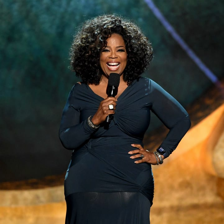 oprah-winfrey-host, richest TV personalities
