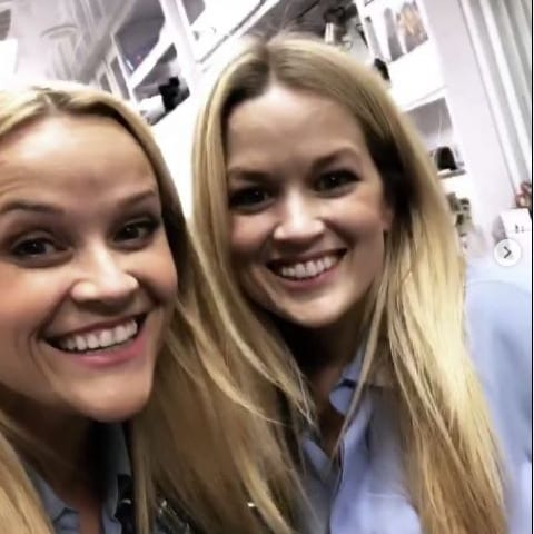 Reese Witherspoon, extra, stand-in, double