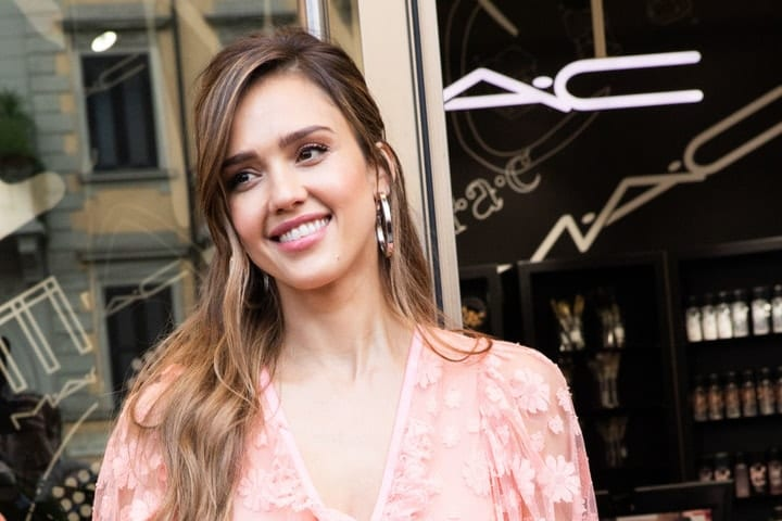 richest retired movie stars, Jessica Alba
