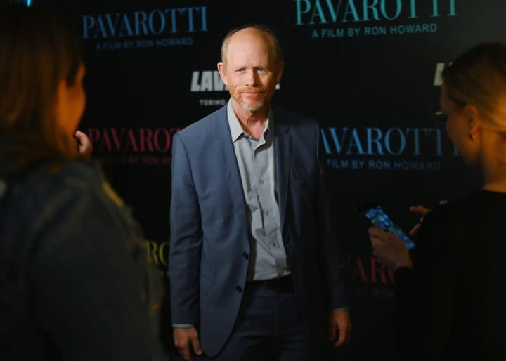 richest retired movie stars, Ron Howard