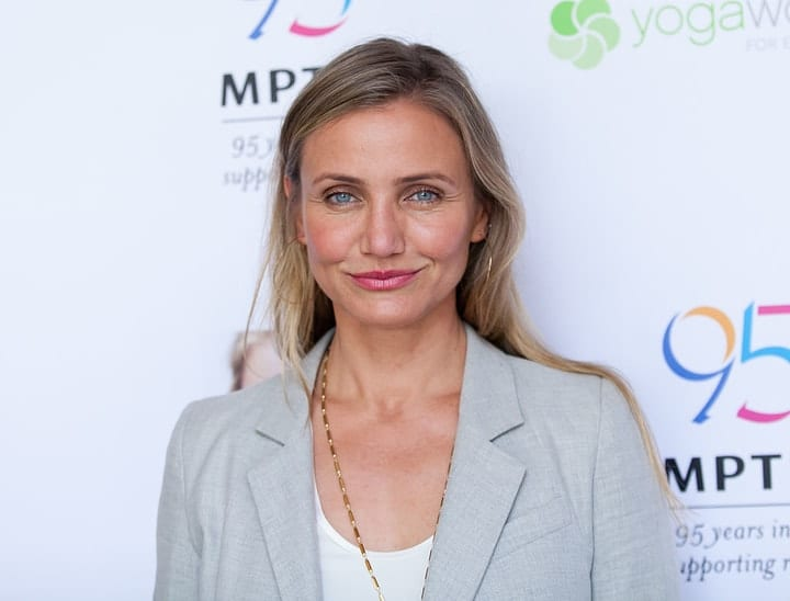 richest retired movie stars, Cameron Diaz