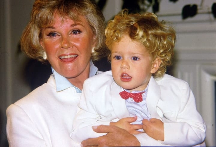 richest retired movie stars, Doris Day