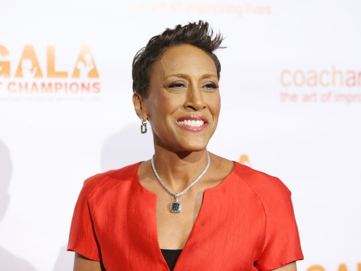 robin-roberts, richest TV personalities