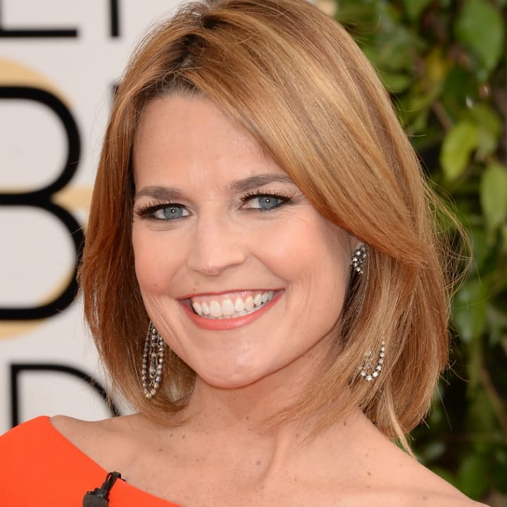savannah-guthrie-anchor, richest TV personalities