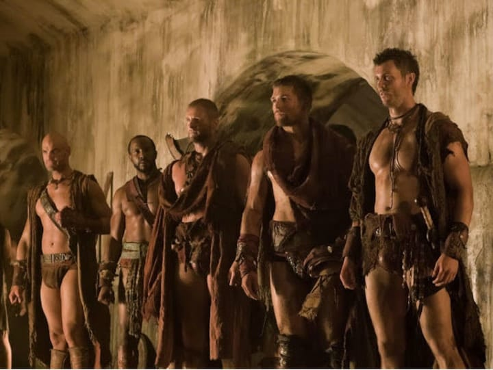 Spartacus, most expensive TV shows