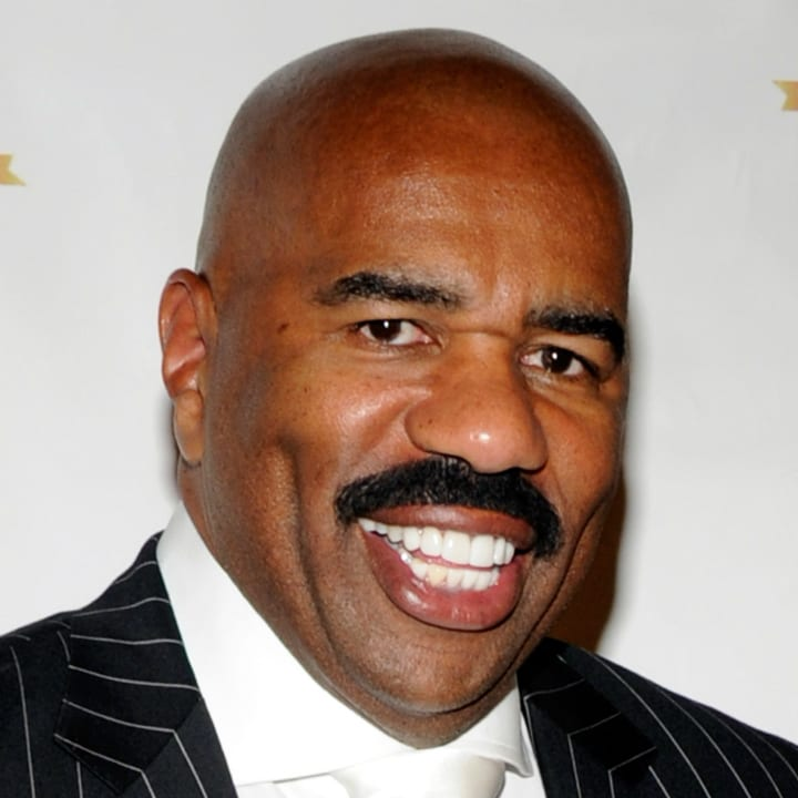 steve-harvey-host, richest TV personalities
