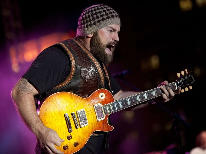 richest country music star, Zac Brown
