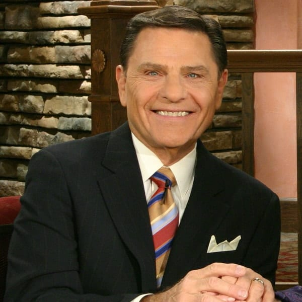 Kenneth Copeland, rich religious leaders