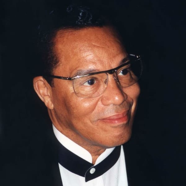 Louis Farrakhan, rich religious leaders