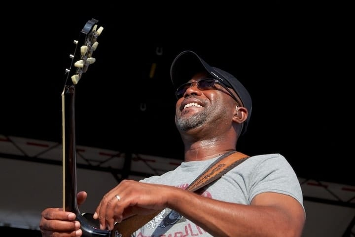 Darius Rucker, richest country music star