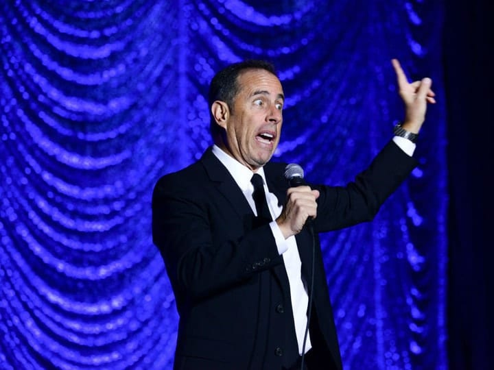 Jerry Seinfeld, richest comedians