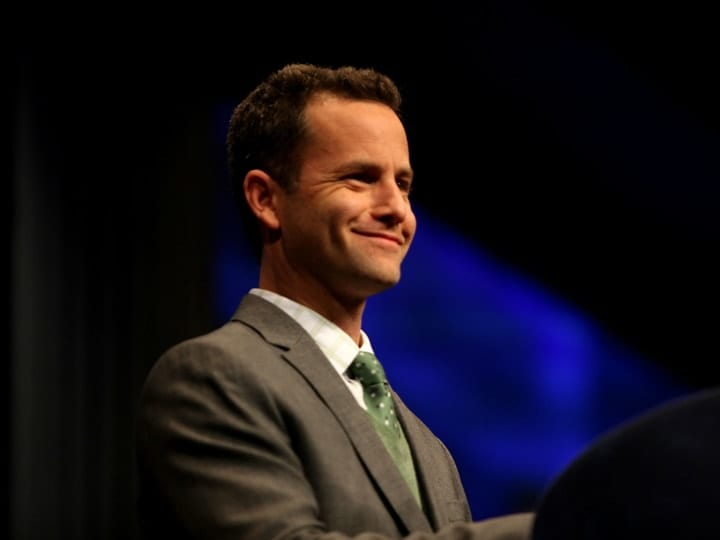 Kirk Cameron, rich religious leaders