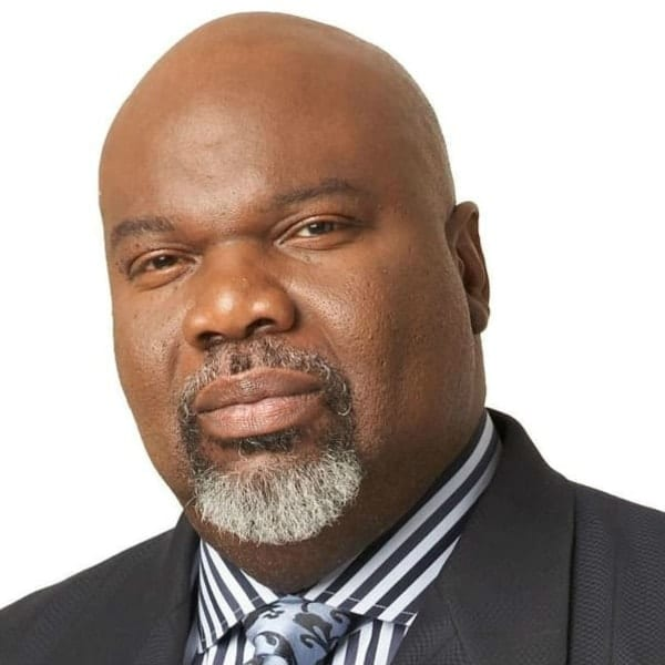 T.D. Jakes, rich religious leaders