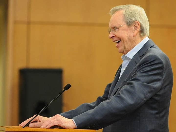 Charles Stanley, rich religious leaders
