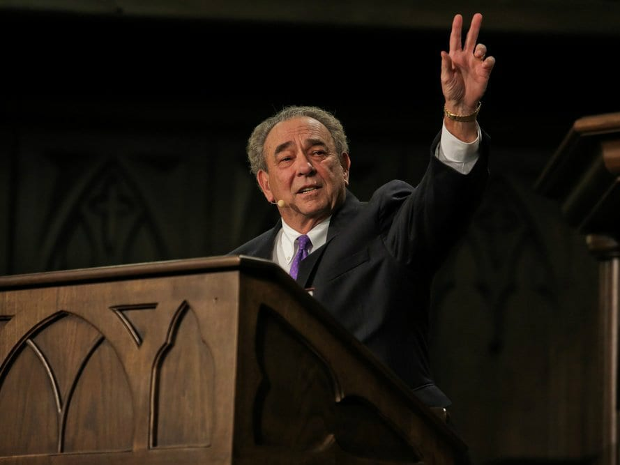 R.C. Sproul, rich religious leaders