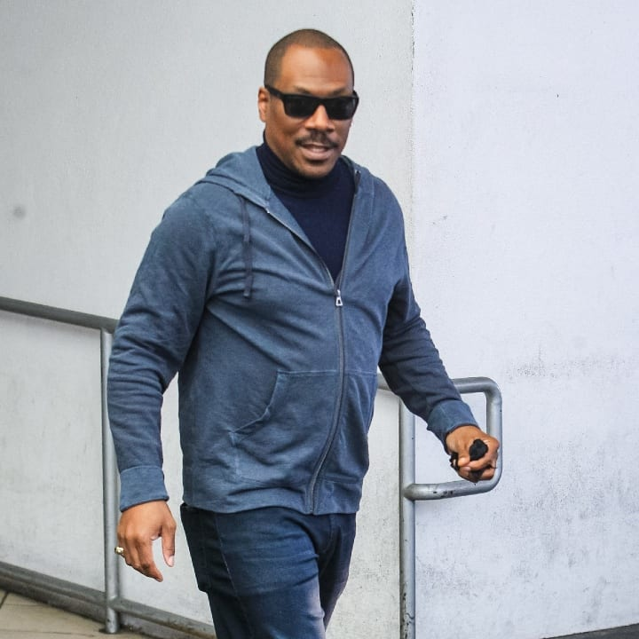 Eddie Murphy is seen on April 30, 2019 in Los Angeles, California.