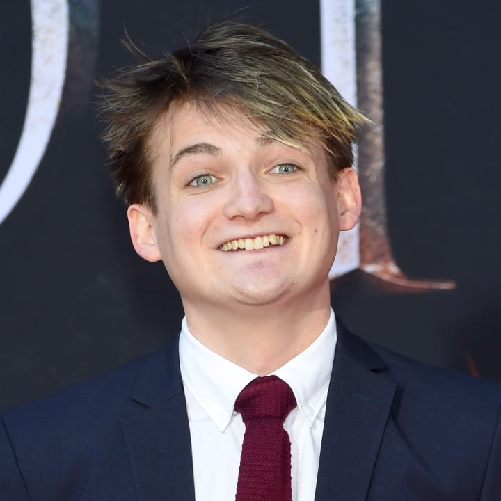 "Jack Gleeson attends the ""Game Of Thrones"" Season 8 Premiere on April 03, 2019 in New York City."
