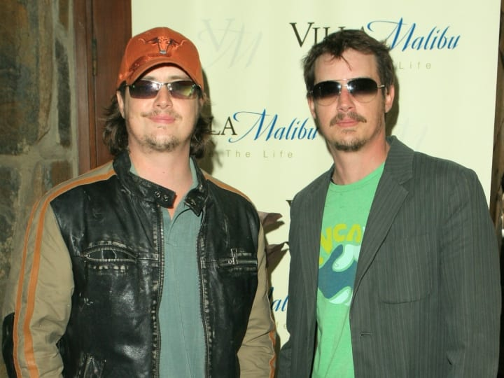 Jason London and Jeremy London, twins, celebrity twins