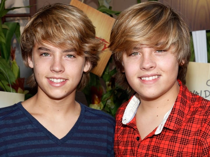 Cole Sprouse and Dylan Sprouse attend Camp Ronald McDonald For Good Times' 17th Annual Halloween Carnival at Universal Studios Backlot on October 25, 2009 in Universal City, California.