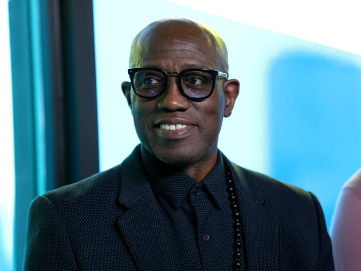 Actor Wesley Snipes of 'Dolemite Is my name' attends The IMDb Studio Presented By Intuit QuickBooks at Toronto 2019 at Bisha Hotel & Residences on September 07, 2019 in Toronto, Canada.