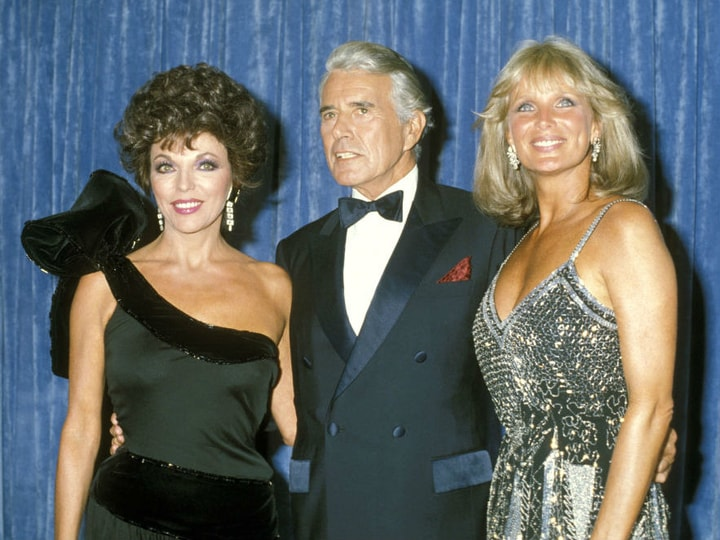 Dynasty behind the scenes