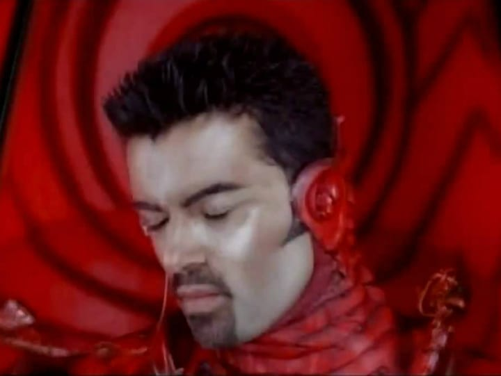 george michael freeek