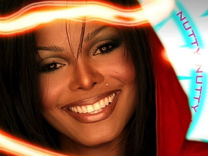 janet jackson doesnt really matter