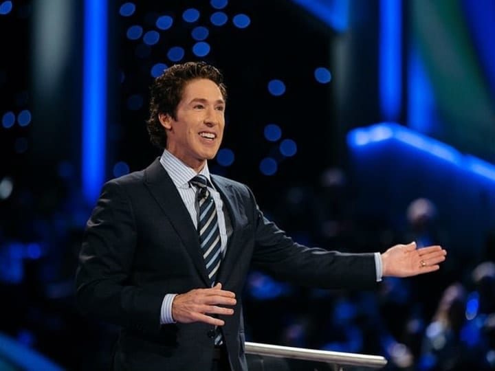 Joel Osteen, rich religious leaders