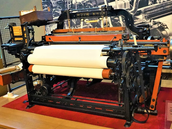 Toyota, automatic loom
