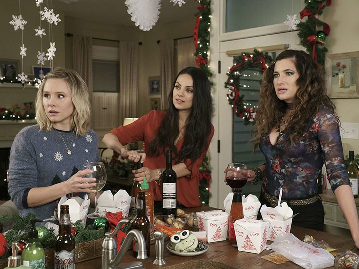 A Bad Moms Christmas, highest earning holiday movies