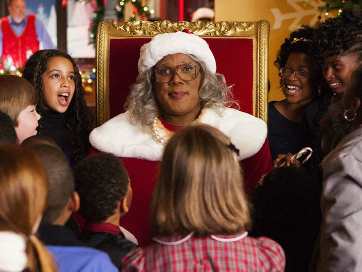 A Madea Christmas, highest earning holiday movies