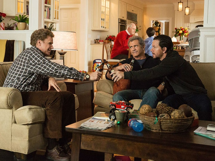 Daddy's Home 2, highest earning holiday movies