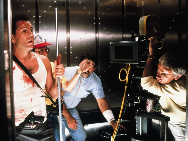 Die Hard, highest earning holiday movies