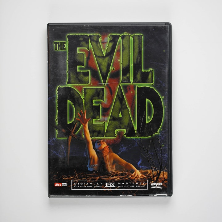 The Evil Dead, most valuable VHS
