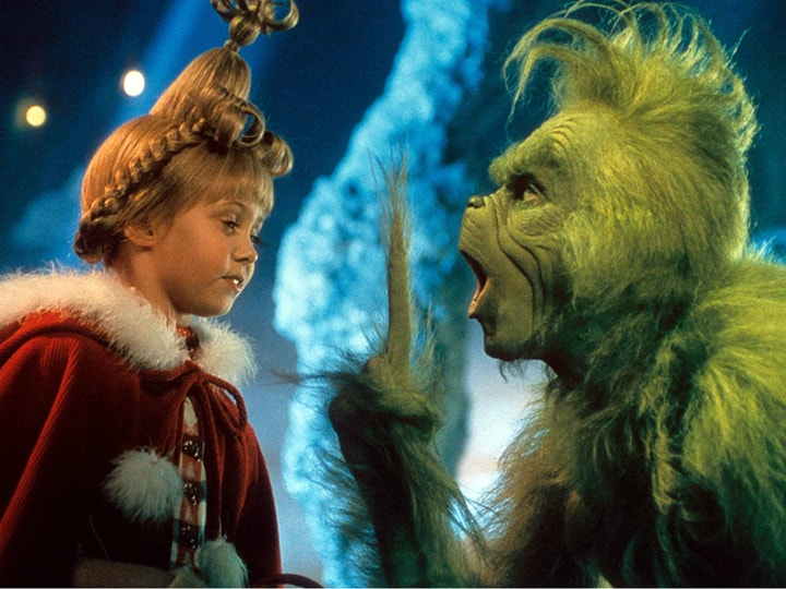 How the Grinch Stole Christmas, highest earning holiday movies