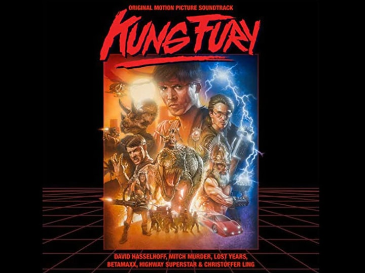 Kung Fury, most valuable VHS