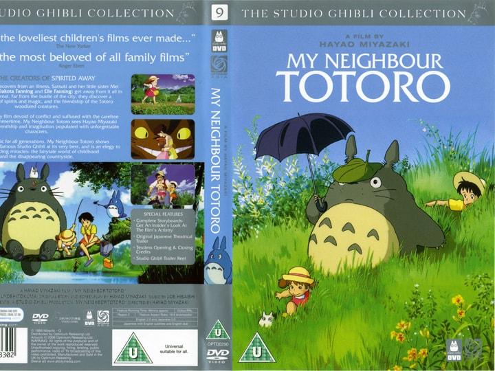 My Neighbor Totoro, most valuable VHS