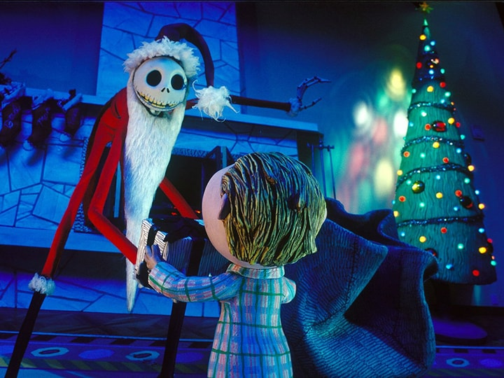 The Nightmare Before Christmas, highest earning holiday movies