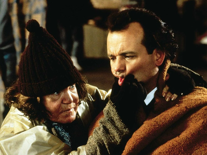 Scrooged, highest earning holiday movies