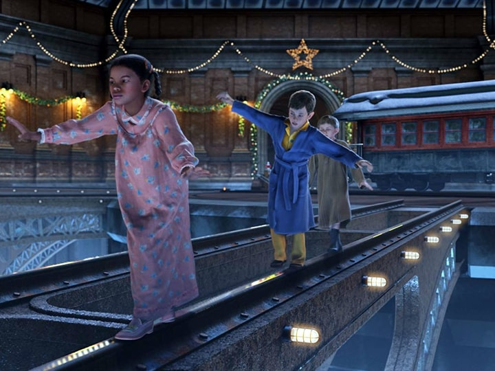 The Polar Express, highest earning holiday movies