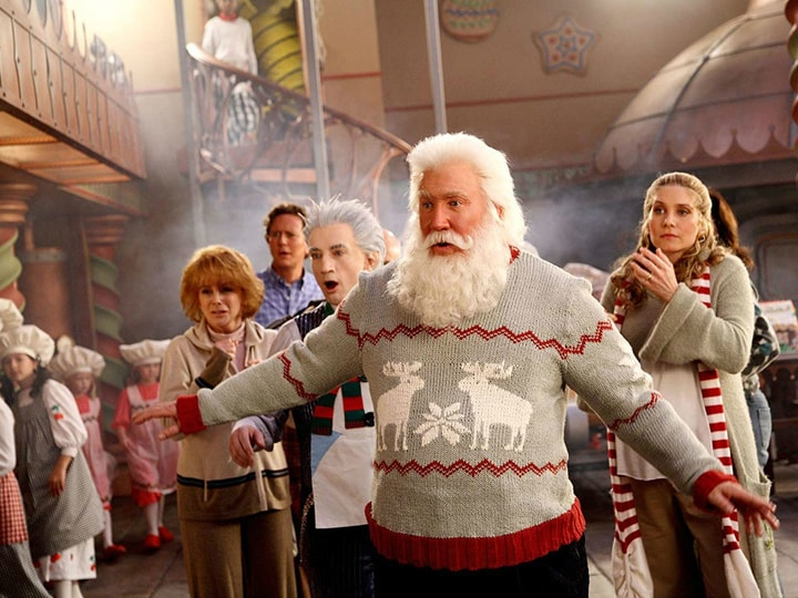 The Santa Clause 3: The Escape Clause, highest earning holiday movies