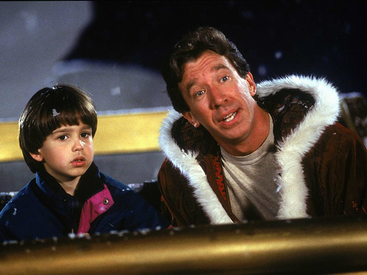 The Santa Clause, highest earning holiday movies