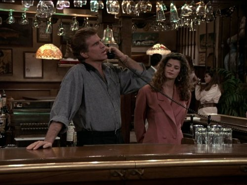 How much Ted Danson make off reruns Cheers