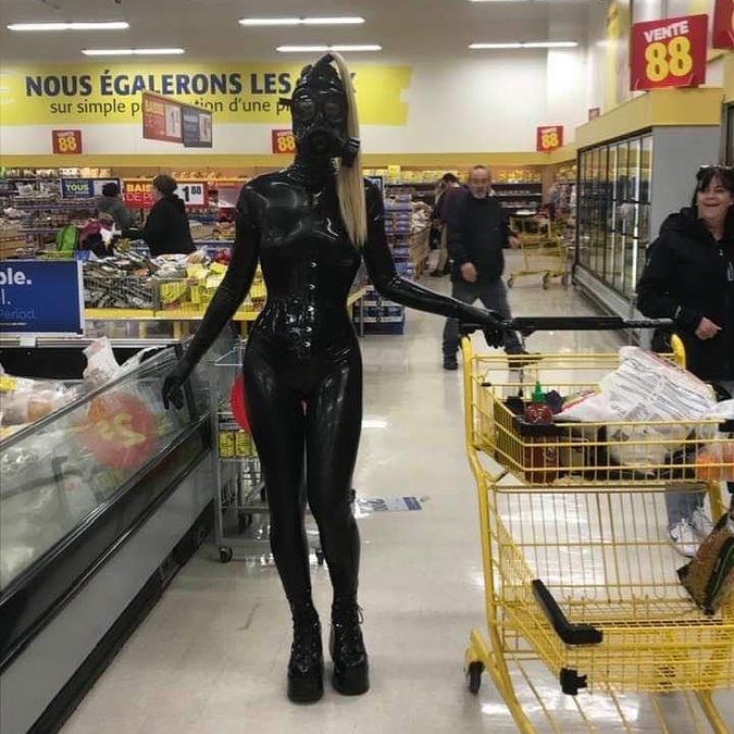 protect yourself at walmart